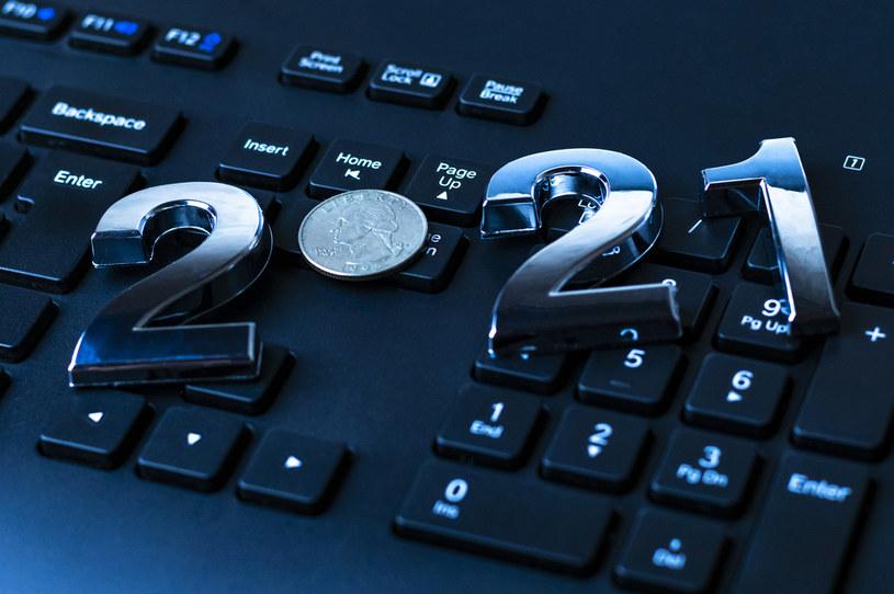 Jaki będzie 2021 rok w branży gier? /123RF/PICSEL