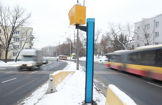 Jaki cel mają fotoradary? / Fot: Stanisław Kowalczuk /East News