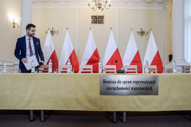 Jaki: Jeżeli wpłynie akt oskarżenia, będzie wezwanie przed komisję /Mariusz Gaczyński /East News