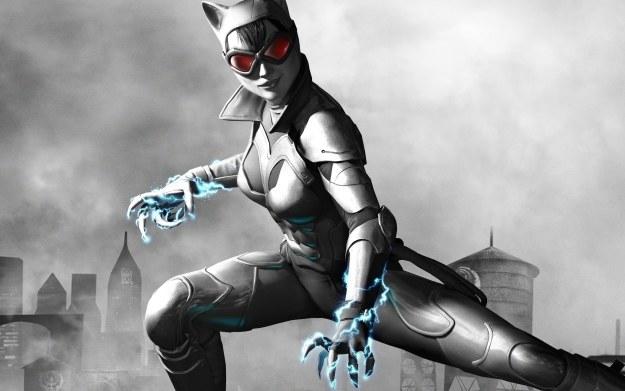 Jaki los czeka inną bohaterkę uniwersum Batmana - Kobietę Kot? /materiały prasowe