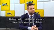 Jaki: na ulotce wyborczej będę miał miłe, dobre słowa na mój temat Jana Rokity i Jacka Saryusz-Wolskiego