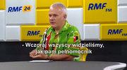 Jaki: (o byłej pełnomocniczce wojewody z Wrocławia która spoliczkowała działaczkę KOD-u) gdyby to ode mnie zależało, natychmiast straciłaby pracę