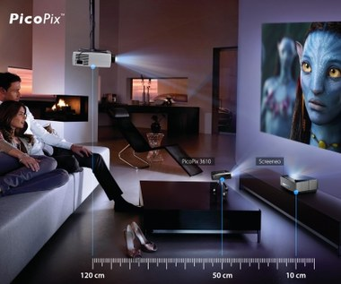 Jaki projektor do kina domowego i dlaczego ważny jest współczynnik projekcji?