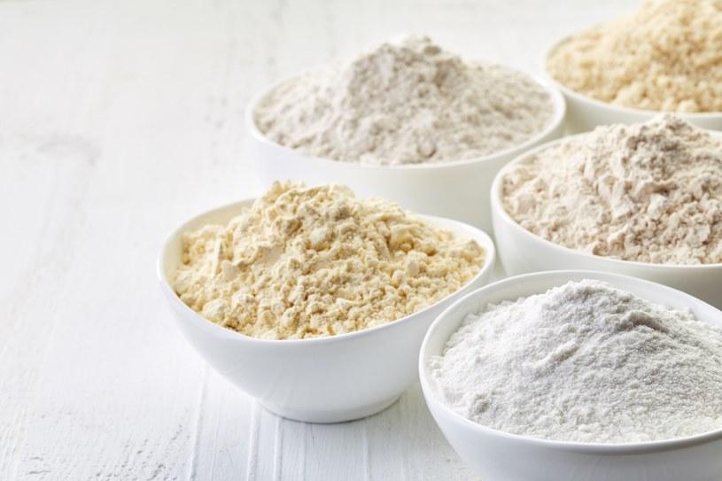 Jaki rodzaj mąki wybrać? /©123RF/PICSEL