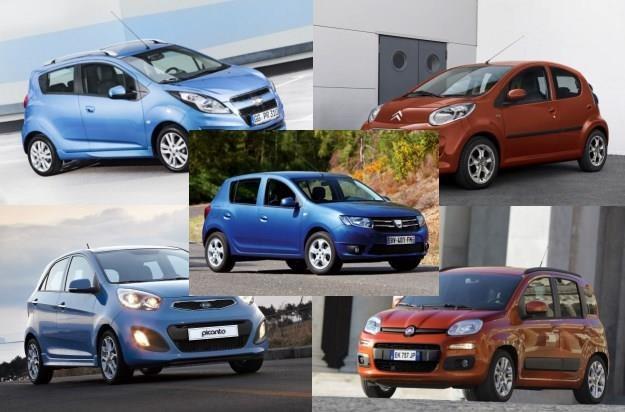 Jaki samochód można kupić za przeciętną roczną pensję? /