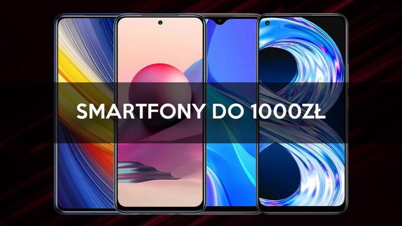 Jaki smartfon do 1000 zł? Oto nasze TOP 5 /ITHardware.pl