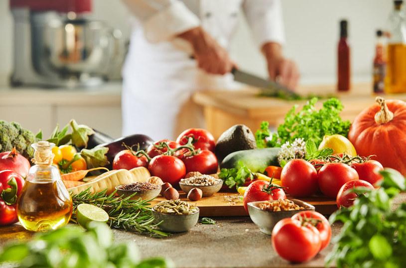 Jakich składników nie dostarczą rośliny? /©123RF/PICSEL