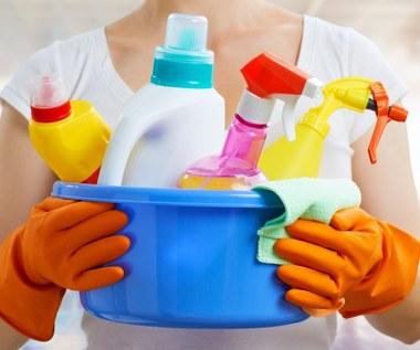 Jakich środków czyszczących nie wolno ze sobą łączyć?