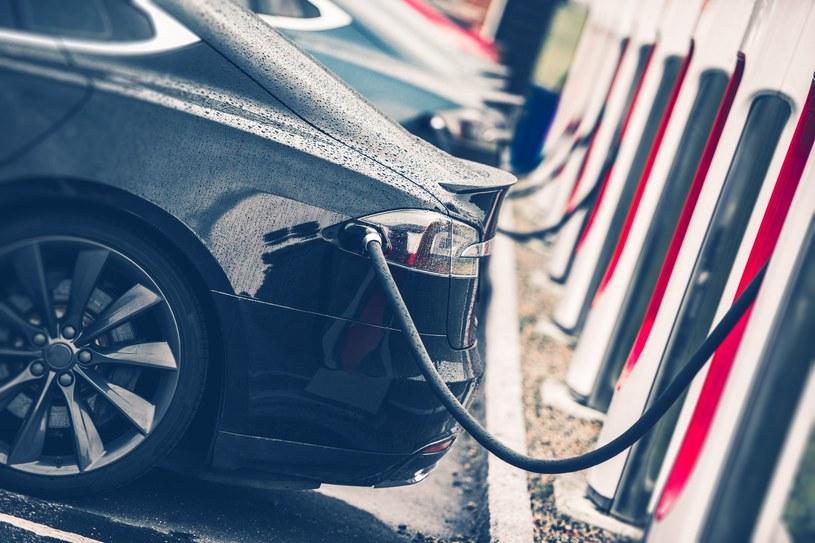 Jakie auta elektryczne sprzedają się najlepiej? /123RF/PICSEL