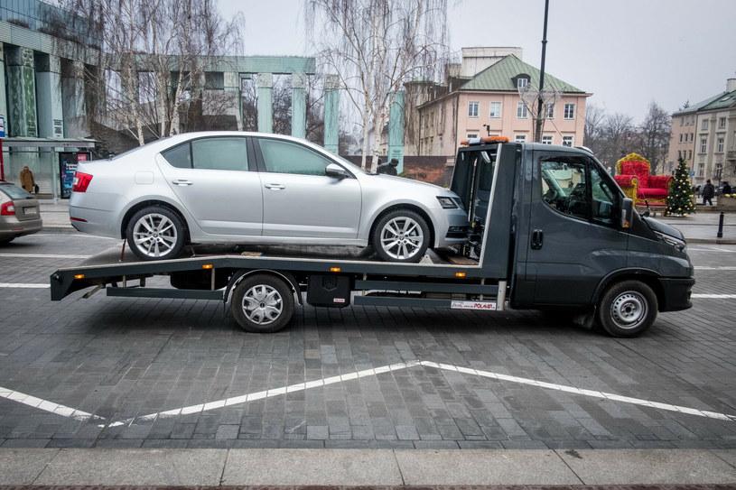 Jakie auta są najczęściej serwisowane? /Jacek Domiński /Reporter