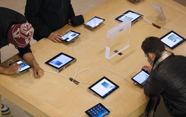 Jakie będą nowe iPady? /AFP