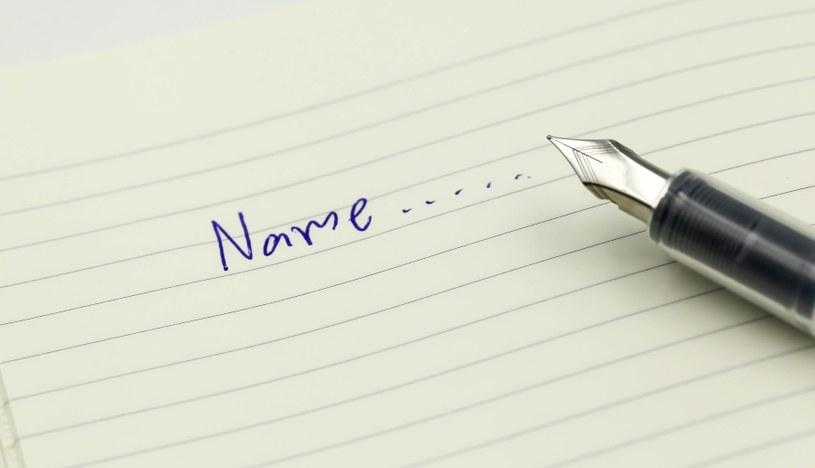Jakie imię wybrać? /©123RF/PICSEL
