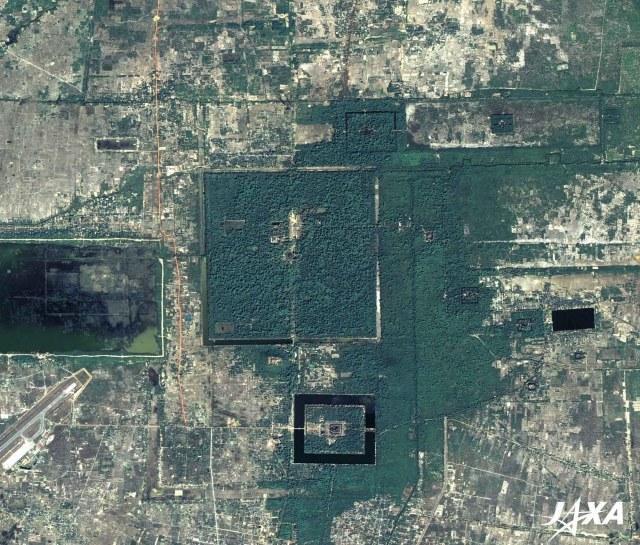 Jakie jeszcze tajemnice kryje kompleks Angkor w Kambodży? /Innemedium.pl