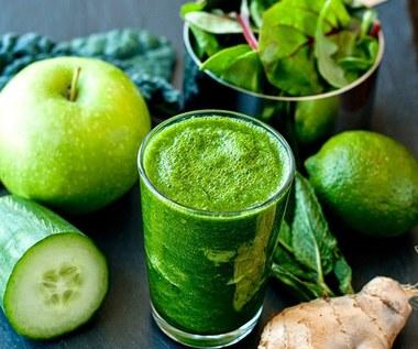 Jakie korzyści dla zdrowia mają zielone soki z warzyw?