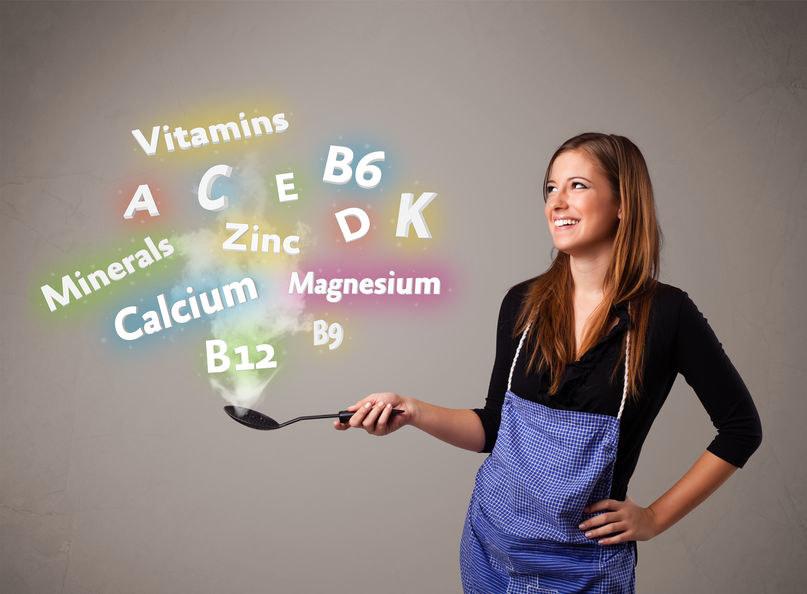 Jakie minerały są najważniejsze dla zdrowia? /©123RF/PICSEL