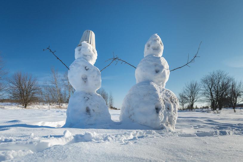 Jakie pogoda w grudniu? /ARKADIUSZ ZIOLEK /East News