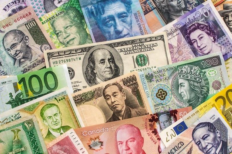 Jakie są dzisiejsze kursy średnie i kupna/sprzedaży NBP? /123RF/PICSEL