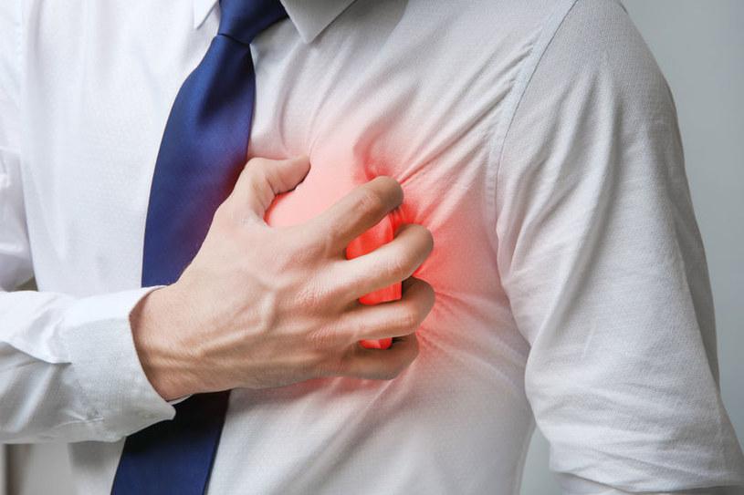 Jakie są nietypowe objawy zawału serca? /©123RF/PICSEL