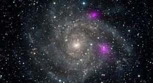 Jakie są skutki zderzenia dwóch galaktyk?
