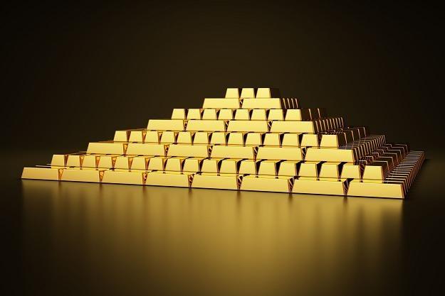 Jakie są szanse na powrót do wzrostu cen złotego kruszcu? /©123RF/PICSEL