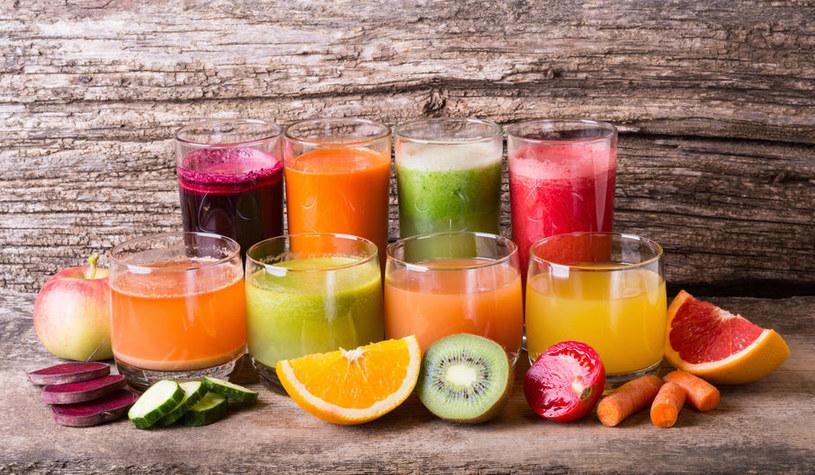 Jakie soki podkręcają metabolizm? /©123RF/PICSEL