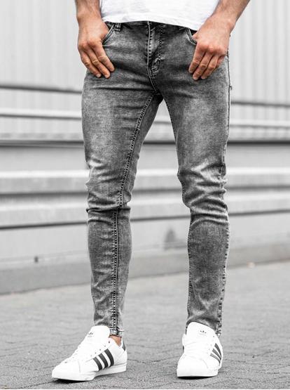 Jakie spodnie męskie nosić na co dzień, a które wybrać na poważniejsze okazje? /Materiały prasowe