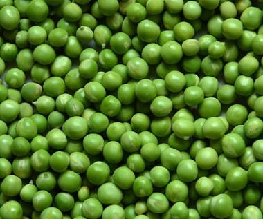 Jakie właściwości ma zielony groszek?