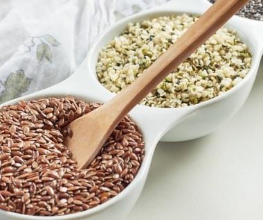 Jakie ziarna i nasiona są najważniejsze w diecie?