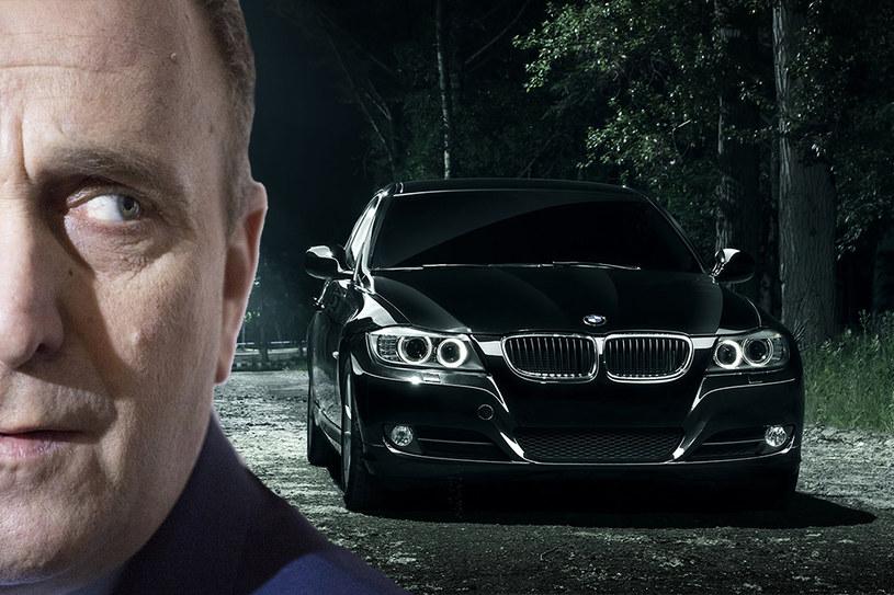 Jakim BMW jeździ lider PO? /Maciej Łuczniewski /Reporter