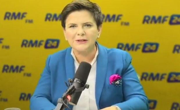 Jakim szefem jest Jarosław Kaczyński? Premier odpowiadała na pytania słuchaczy RMF FM