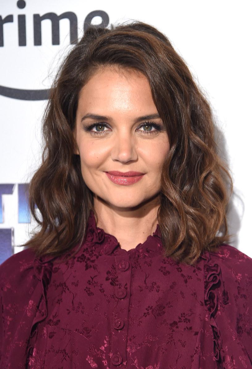 Jakiś czas temu nieco skróciła włosy /Jamie McCarthy /Getty Images