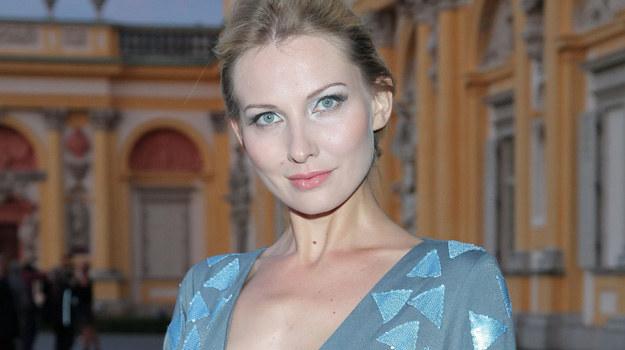 - Jako Anna German musiałam być bardzo stateczna i zrównoważona - mówi Joanna Moro. /MWMedia