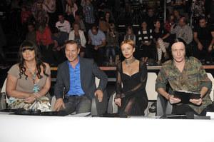 Jako jedyna jest od początku w jury show.Teraz towarzyszą jej Titus Pukacki, Katarzyna Zielińska i Wojciech Jagielski. /fot  /AKPA