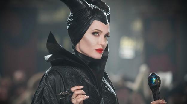 Jako mała dziewczynka uwielbiałam Diabolinę - przyznaje Angelina Jolie /materiały dystrybutora