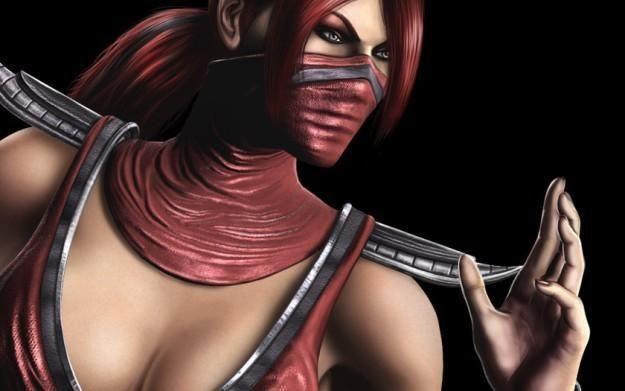 Jako pierwsza w ramach dodatkowej zawartości do Mortal Kombat pojawi się Skarlet /Informacja prasowa