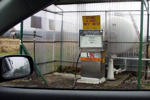 Jakość gazu uległa znacznemu pogorszeniu /INTERIA.PL