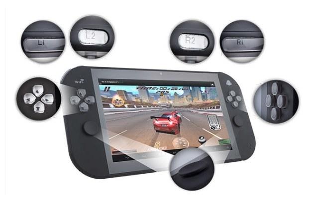 Jakość wykonania przycisków oraz samego urządzenia to nie poziom konsol PSP/PSP Vita. Ale i tak wystarczy /materiały prasowe