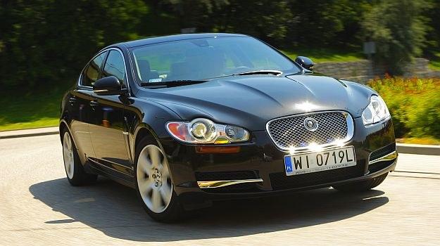 Jakościowo Jaguar nie ustępuje rywalom. Przegrywa jedynie dostępnością części. /Motor
