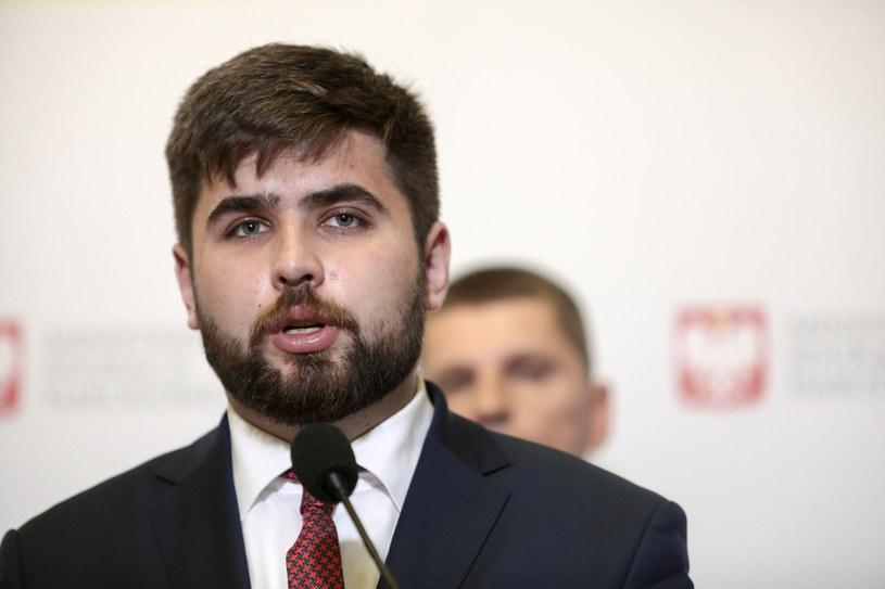 Jakub Banaszek /Grzegorz Banaszak/REPORTER /East News