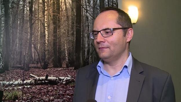 Jakub Baran, prezes Polskiego Bnaku Komórek Macierzystych /Newseria Biznes