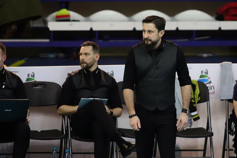 Jakub Bednaruk (pierwszy z prawej) /Tomasz Kudala/REPORTER /East News