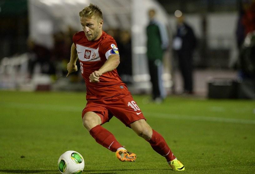 Jakub Błaszczykowski nie znalazł się w kadrze na mecz z Irlandią /AFP