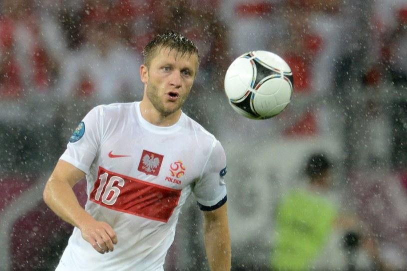 Jakub Błaszczykowski podczas Euro 2012 w Polsce /AFP