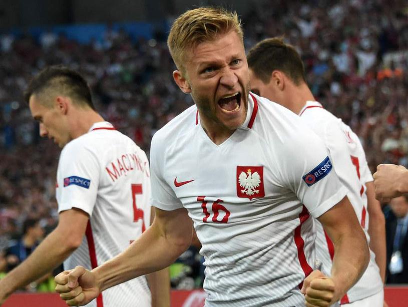 Jakub Błaszczykowski podczas Euro 2016 /AFP