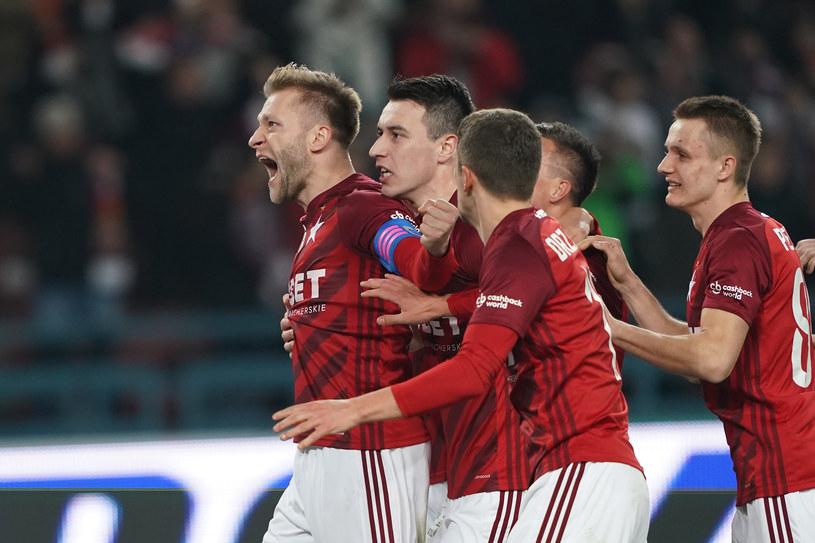 Jakub Błaszczykowski przywitał się golem ze stadionem przy ulicy Reymonta /Tomasz Markowski /Newspix