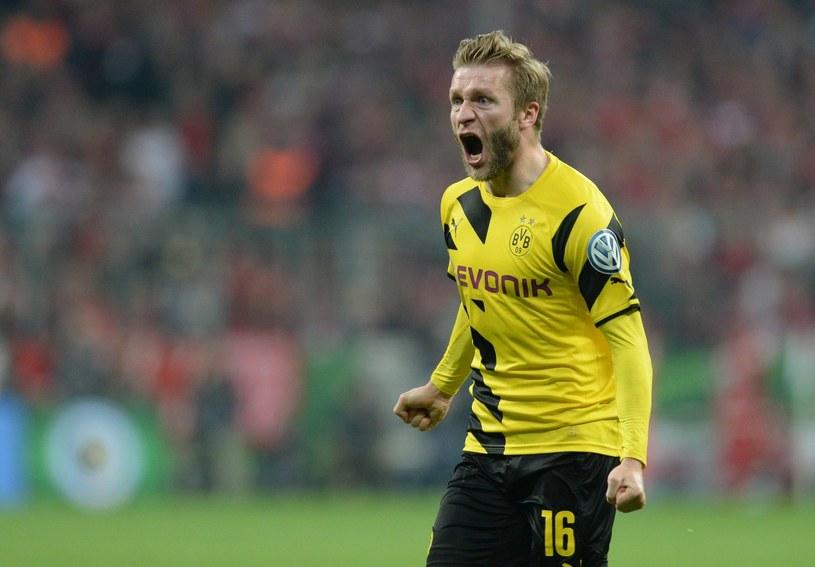 Jakub Błaszczykowski w barwach Borussii Dortmund /AFP