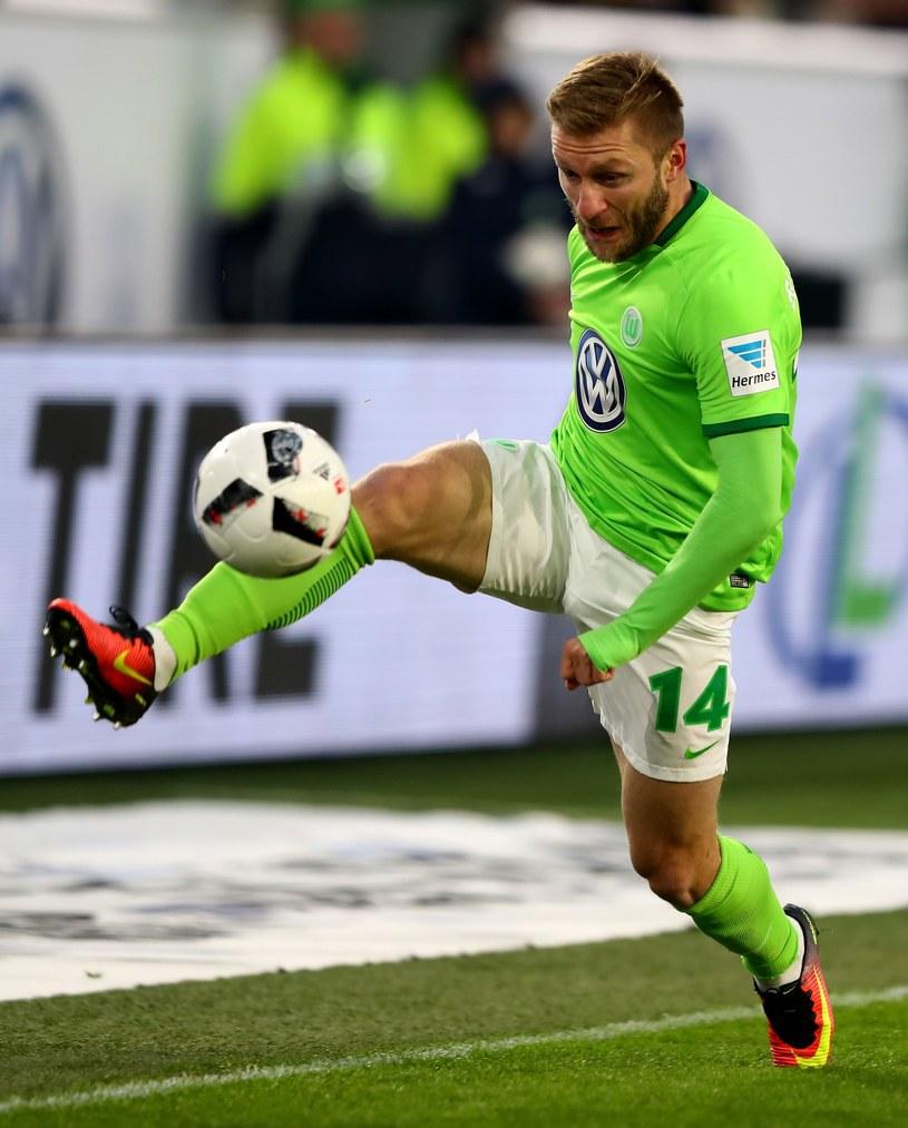 Jakub Błaszczykowski w barwach VfL Wolfsburg /Getty Images