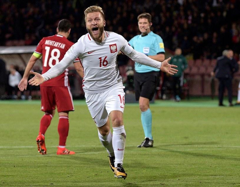 Jakub Błaszczykowski zadeklarował, że sam nie zrezygnuje z gry w kadrze /AFP