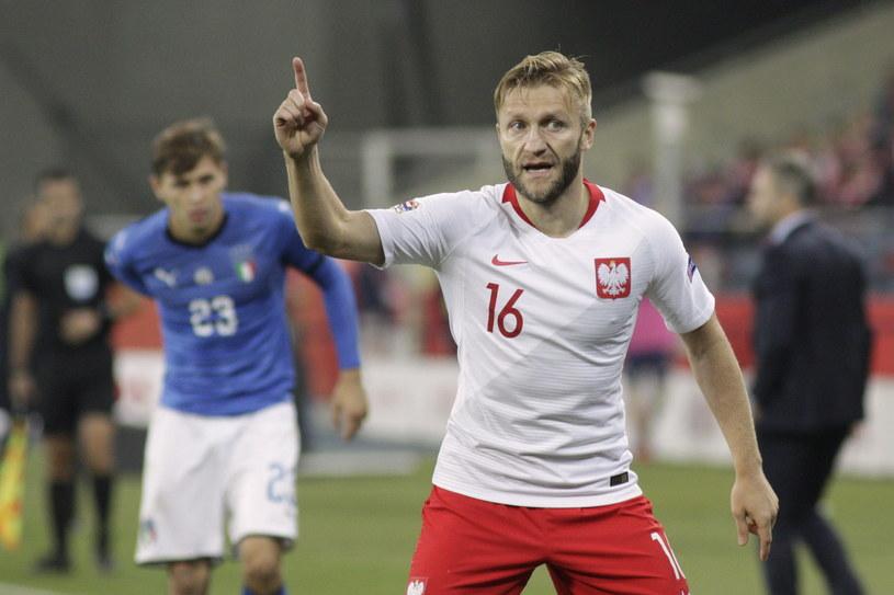 Jakub Błaszczykowski /Adrian Slazok/REPORTER /