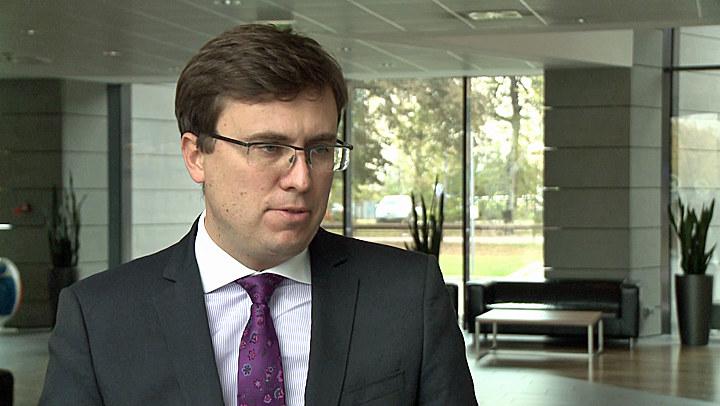 Jakub Borowski, główny ekonomista Credit Agricole /Newseria Biznes
